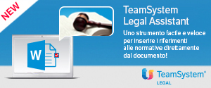 TeamSystem Legal Assistant – TS