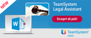 TeamSystem Legal Assistant – TS banner laterali