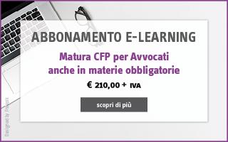 E-Learning – Abbonamento