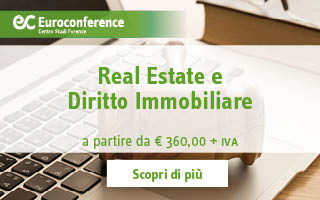 Real Estate e diritto immobiliare