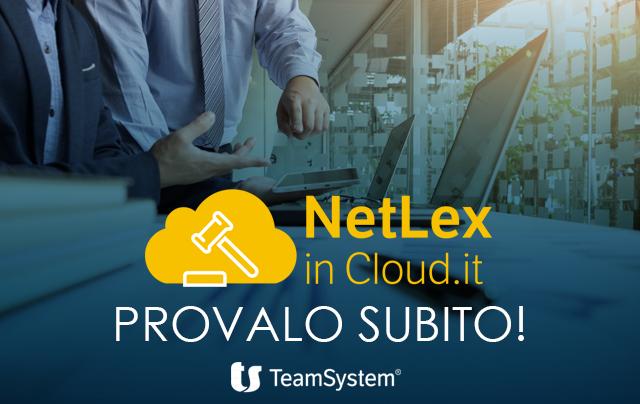 Netlex prova – TS