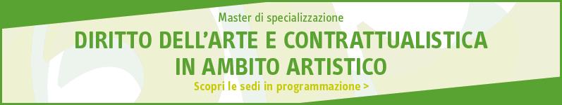 Diritto dell'arte e contrattualistica in ambito artistico