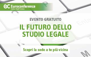 Il futuro dello studio legale