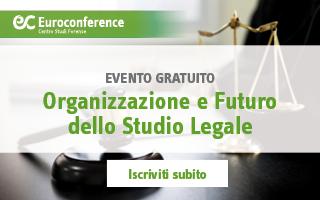 Organizzazione e Futuro dello Studio Legale