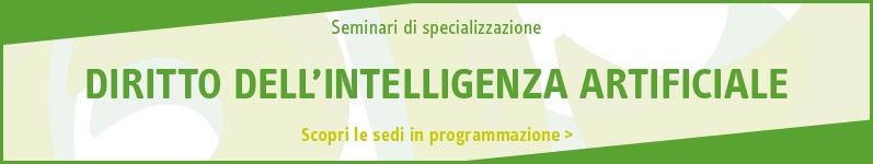 Diritto dell'intelligenza artificiale