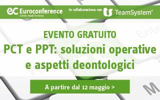 PCT e PPT: soluzioni operative e aspetti deontologici