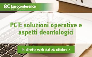PCT: soluzioni operative e aspetti deontologici